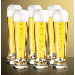 Bicchiere Warsteiner Star Cup cl. 40